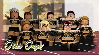 Roblox Cheer | Onyx Hallows Eve.