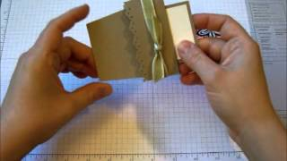 Flower Pot Card Tutorial with Stampin' Up! Flower Fest