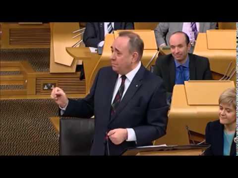 Alex Salmond   - George Osbourne - EU   1 7 Billion