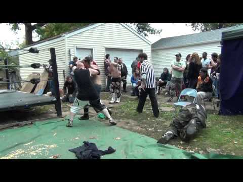 EWA Elite 2013 - War Games - Killing With Kindness Vs Travis Hall's Army (Angle 1)
