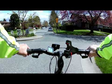 Bicycle Dashcam - April 27 2017 Edited