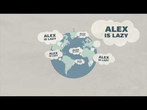 """Alex"" episode 2: The Lazy Greek"