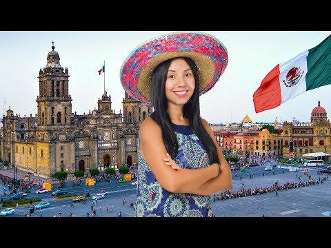 Как выглядит мексика