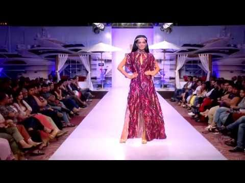 Grand Final by Pria Kataaria Puri at Bangalore Fashion Week 14th Edition : Summer Online