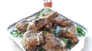 닭다리구이  에어프라이어요리  미쭈리의 1000개요리레…