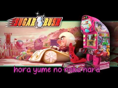 [Ralph Spaccatutto] Sugar Rush Song Lyrics