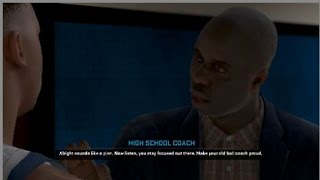 NBA 2K15 Xbox One My Career - Meeting My High School Coach| & Intense 4th Quarter| Episode 4/ Part 4 Thumbnail
