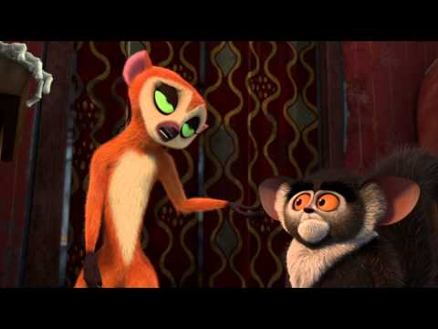 All Hail King Julien Exclusive Clip