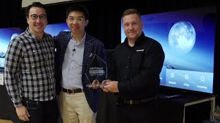 Reactions to Panasonic OLED Voted Best TV of 2018 at Shootout [PROMOTED]