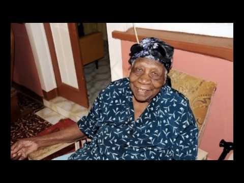 Happy 117th Birthday, Violet Brown!
