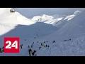 На Камчатке ищут двух человек, пропавших под лавиной