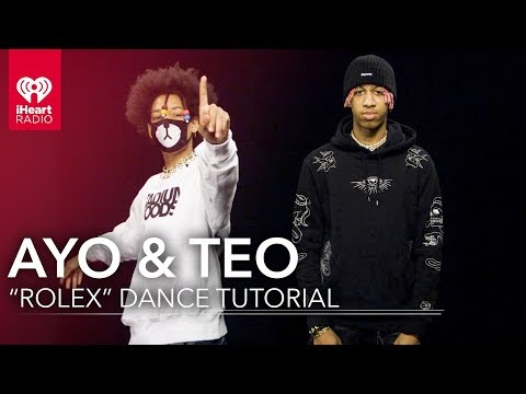 Learn Rolex Dance with Ayo and Teo