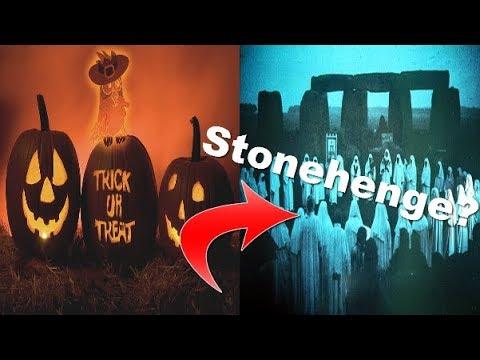 Kako Je Zaista Nastao Halloween -  SPECIJAL