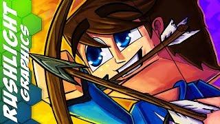 Minecraft SpeedArt - Aruan Felix Avatar & Banner
