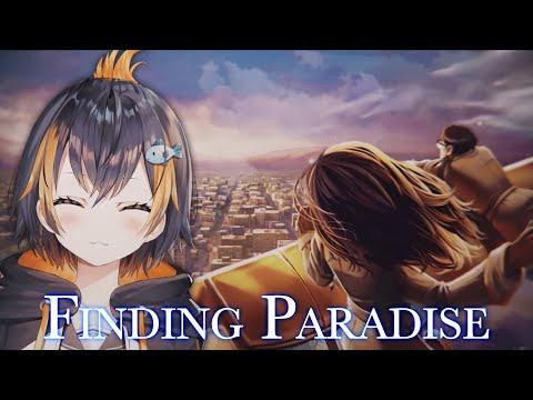 【FINDING PARADISE】with you【NIJISANJI EN | Petra Gurin】