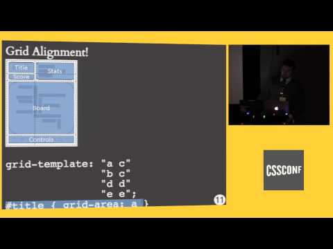 CSSConf Oakland 2014 | Tab Atkins: The Future of CSS
