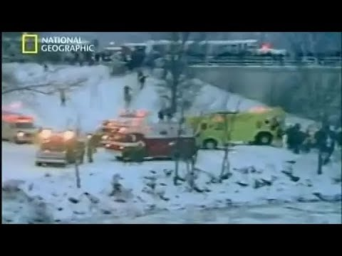 Секунды до катастрофы «АВИАКАТАСТРОФА В ВАШИНГТОНЕ» S-38 National Geographic HD