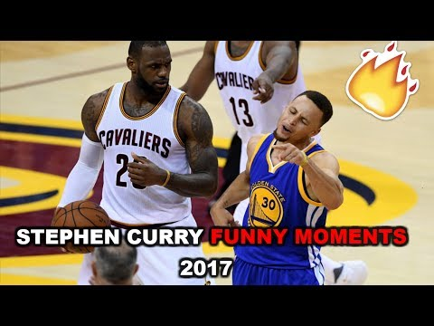 Thumbnail: NEW Stephen Curry FUNNY and WTF MOMENTS 2017
