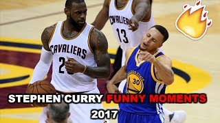 new stephen curry funny and wtf moments 2017