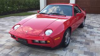 1983 Porsche 928 S Review and Test Drive by Bill Auto Europa Naples MercedesExpert com