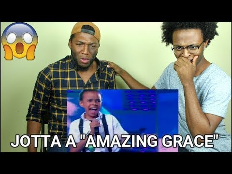 Jotta A - Amazing Grace (REACTION)