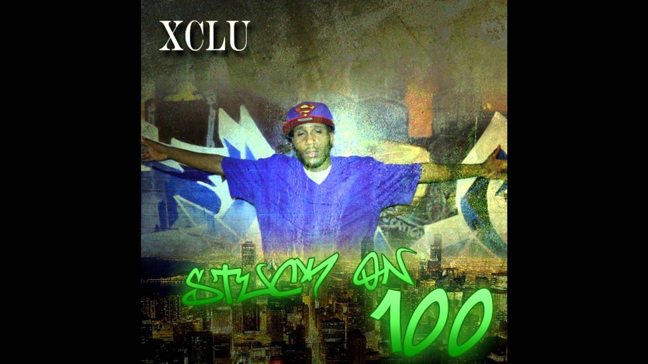 Cincinnati Rap - Unsigned Rapper - XCLU - Stuck On 100