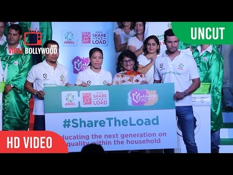 UNCUT - ARIEL - Share The Load | Randeep Hooda, Mary Kom