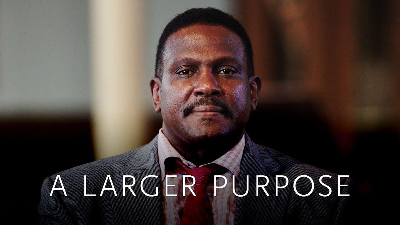 A Larger Purpose