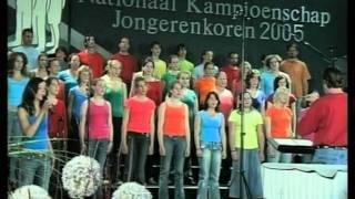 Tienerkoor Teens Rijsbergen 2005