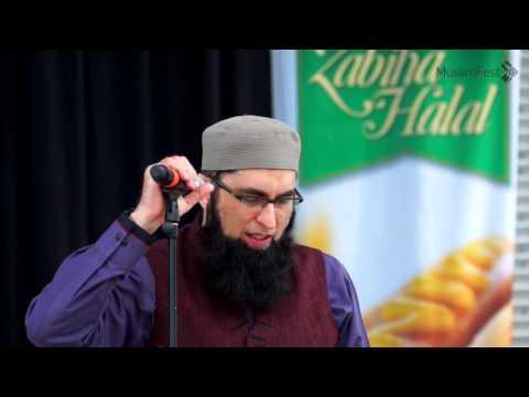 Junaid Jamshed LIVE: Ki Muhammad Se Wafa Too Ne | MuslimFest 2014