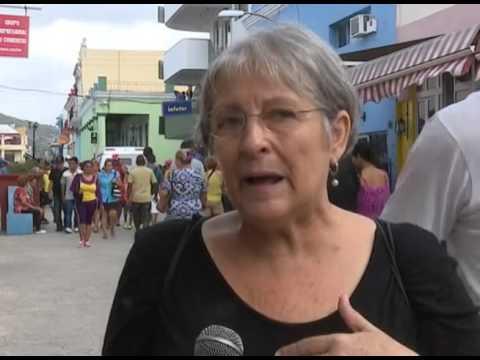 La triste realidad del Boulevard de Holguín, Cuba