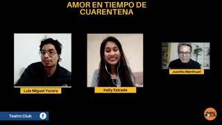 AMOR EN TIEMPO DE CUARENTENA - VÍDEO COMPLETO [#LoQueCallamosLosTeatreros Prog. 65, Temp. 2020]