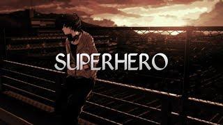 SUPERHERO ✓ Unknown Brain feat. Cris Linton [ NCS Release_full music Video { Lyrics - Nurie by