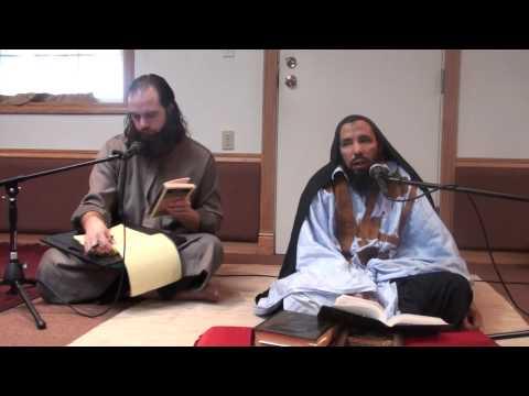 Shaykh Salek - Tafsir of Surah Al-Hujurat (The Chambers) Part 1 of 5
