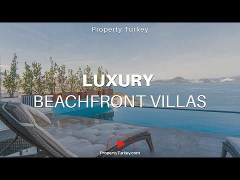 Luxury beachfront villas and apartments in Adabuku
