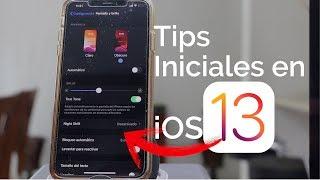iOS 13 - 5 TIPS PARA EMPEZAR A USAR
