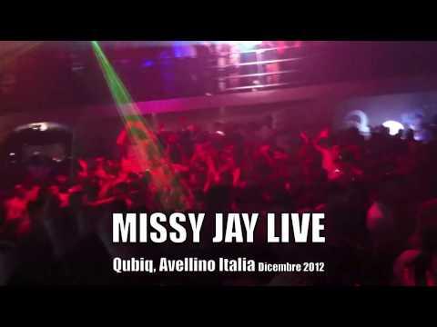 Missy Jay LIVE Qubiq, Avellino Italia