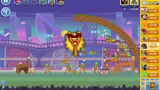 Angry Birds Friends/ Football in Russia tournament, week 317/A, level 3