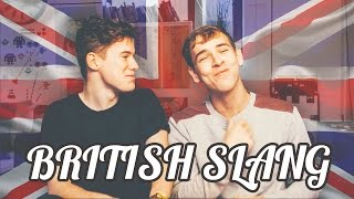 How to speak british slang with sam king