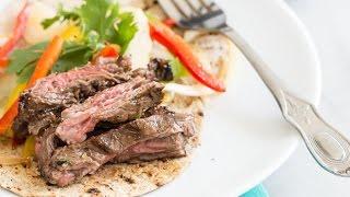 skirt steak fajitas father s day recipes weelicious