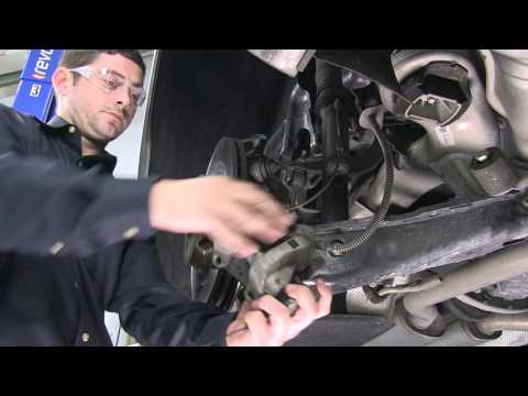Converting The Air Suspension On A 07-13 Mercedes-Benz® S-Class W221 W/o 4MATIC To Coil Springs