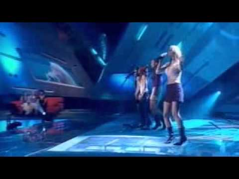 Sarah Harding - Holding out for a hero