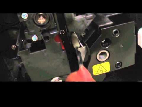 Evolis Avansia ID Card Printer - How to Clean the Printhead