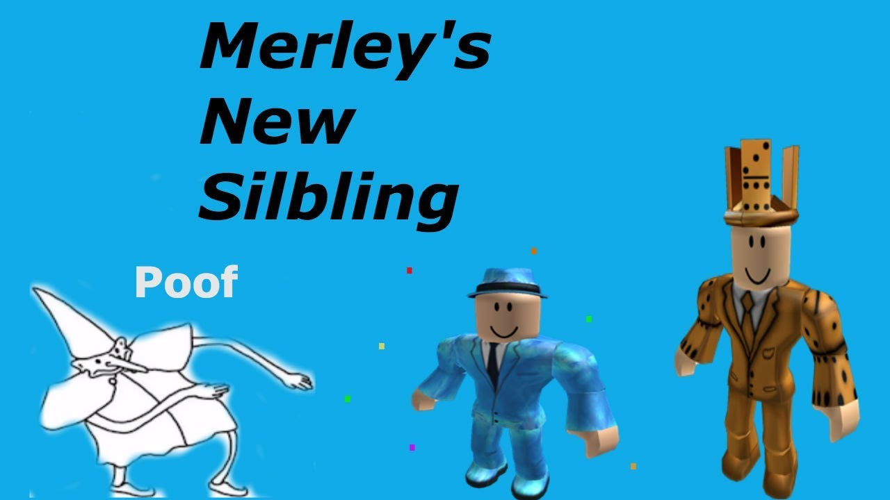 Merely Roblox Profile Merely S New Sibling A Roblox Short Read Description Youtube