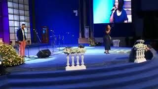 Chileshe Bwalya at Blessing Center