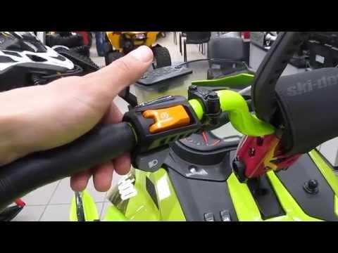 Ski-Doo 2015 MY   Freeride 137-  800 E-Tec