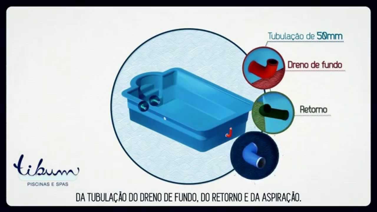 como instalar sua piscina de fibra youtube