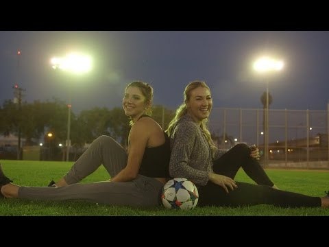 Soccer Star Proving Women Can Be Both Strong and Beautiful | PopDocs