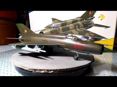 Eduard Mig 21 mf (weekend edition) 1/48