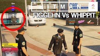 figgehn vs Whippit i HITMAN 2 Ghost Mode